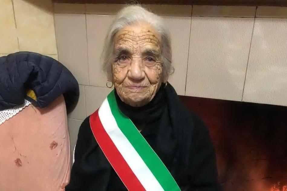 Zia Pierina (foto concessa)