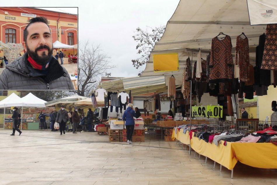 Serdiana: al mercato si va col cane