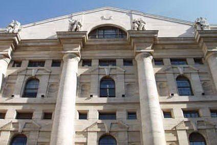 Borsa: Piazza Affari chiude negativa. Milano -0,58%