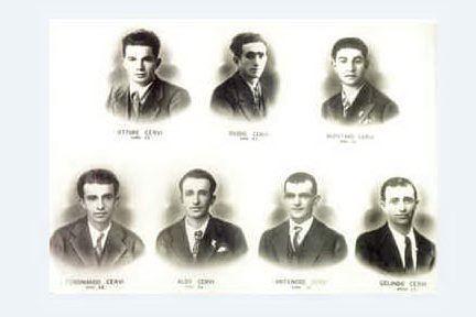 #AccaddeOggi: 28 dicembre 1943, i sette fratelli Cervi fucilati dai fascisti