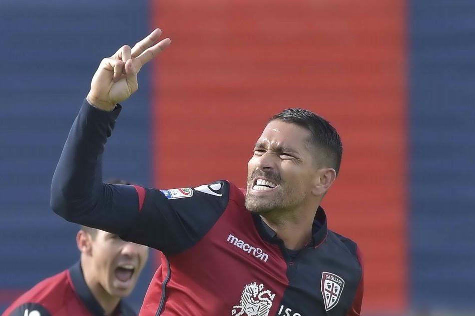 Borriello, una rete ogni due tiri: nel mirino il record personale (19 gol) e il record di Suazo (22)