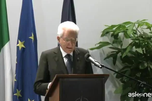 """Mattarella: """"Rafforzare la Difesa Ue fornirà un importante contributo alla Nato"""""""