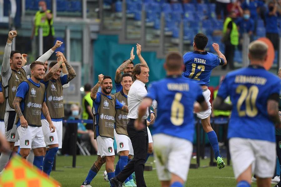 Italia, buonaanche la terza: contro il Galles decide Pessina