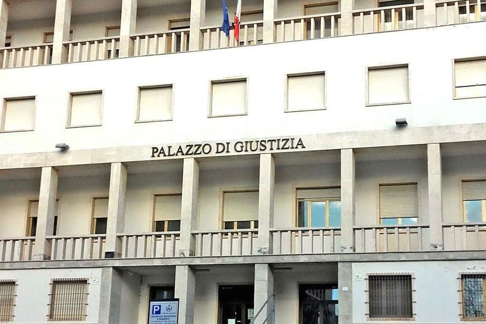 Palazzo di giustizia a Nuoro
