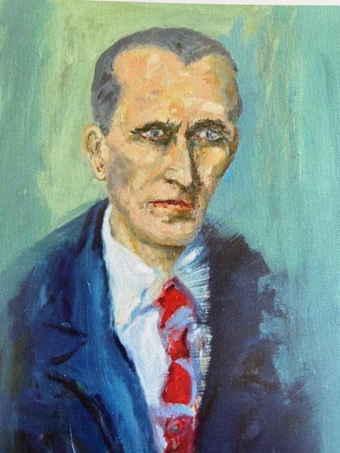 Ritratto del padre (foto concessa)