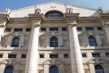 Borsa, Piazza Affari chiude in rosso: -0,85%
