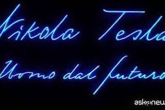 "Nikola Tesla, una mostra sull'""uomo dal futuro"""