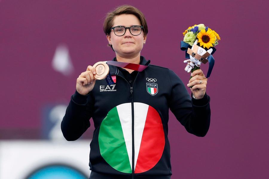 Lucilla Boari, bronzo nel tiro con l'arco. Delusione scherma, spadisti fuori