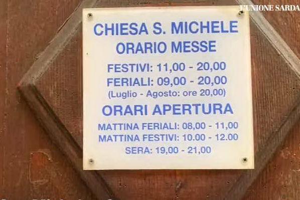 Allarme furti nelle chiese di Cagliari