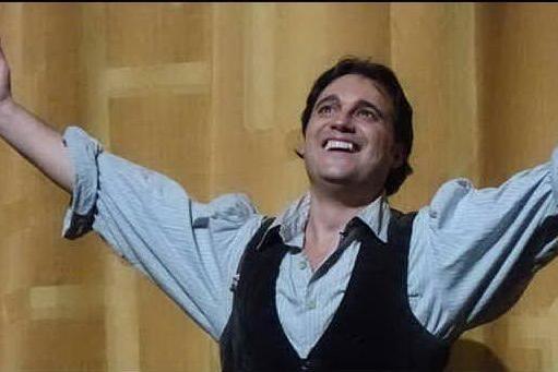 Il tenore Francesco Demuro candidato agli Oscar della lirica