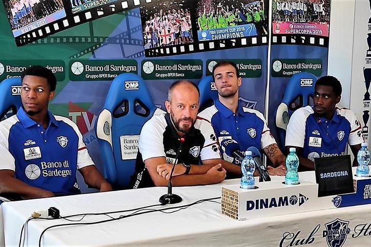 """Dinamo, ecco il play Clemmons """"Pick and roll e transizione offensiva per essere utile alla Dinamo"""""""