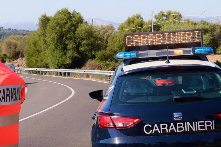 Disturbo alla quiete pubblica: due denunce a Gergei