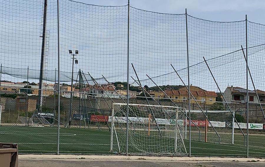 I danni alle recinzioni (Foto Tellini)