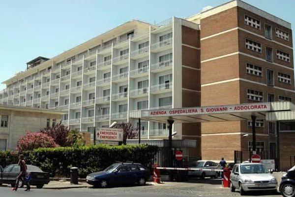 L'ospedale San Giovanni di Roma