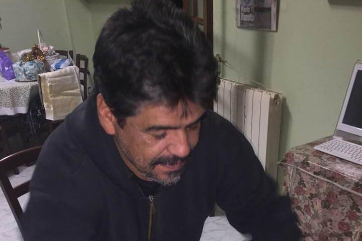 Hugo Maradona (foto Facebook)