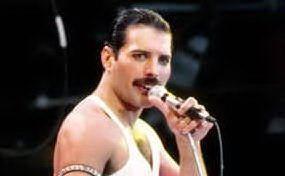 Icona del rock e leader dei Queen