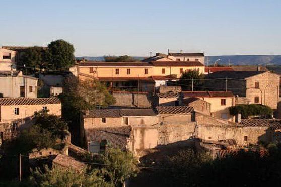 Villanovaforru (Archivio L'Unione Sarda)