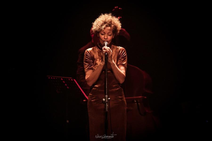 Cagliari, riparte con Rosalia De Souza il Bflat Jazz Festival