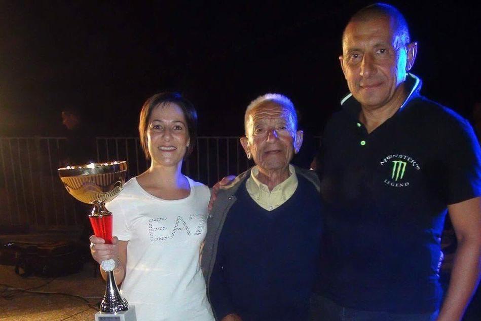 A Gesico il campionato di Ballu sardu in borghesu: vince una coppia di San Basilio