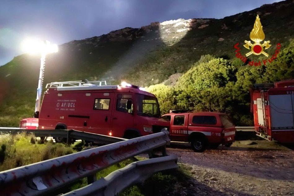 Solanas, prima notte di ricerche e nessuna traccia della brasiliana scomparsa