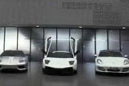 Auto di lusso confiscate dalla Finanza: a Torino la curiosa mostra