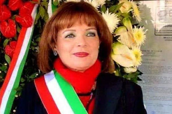 Il sindaco di Luras, Maria Giuseppina Careddu (foto Facebook)