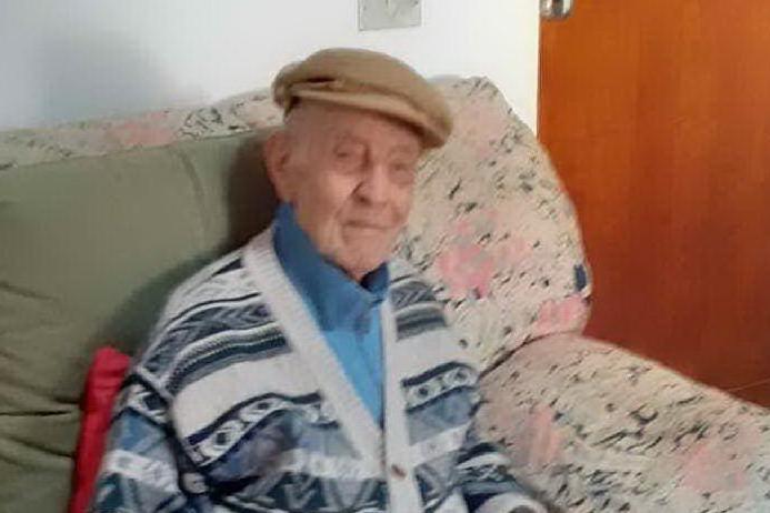 Nonno Guido (foto concessa)