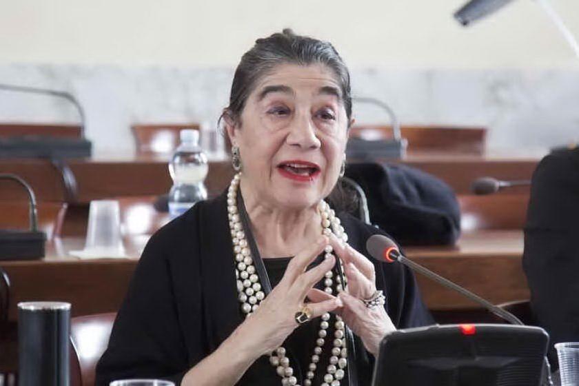 Maria Antonietta Mongiu (Archivio L'Unione Sarda)