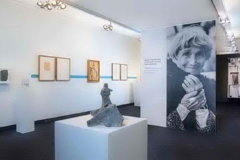 Il tribunale di Cagliari riconosce i diritti d'autore delle opere di Maria Lai alla nipote