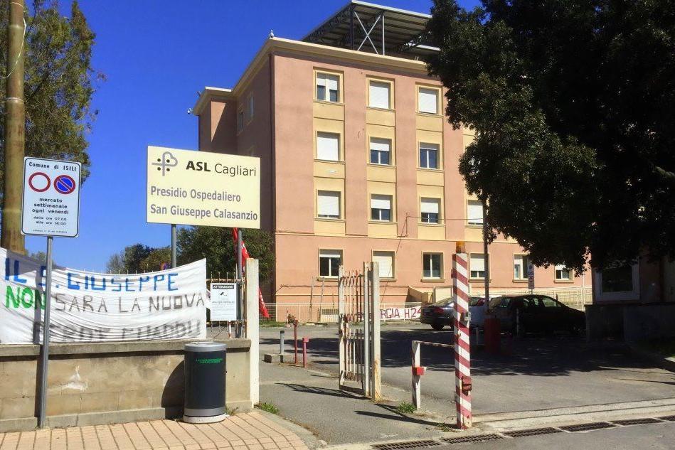 Negativi i tamponi eseguiti al personale dell'ospedale di Isili