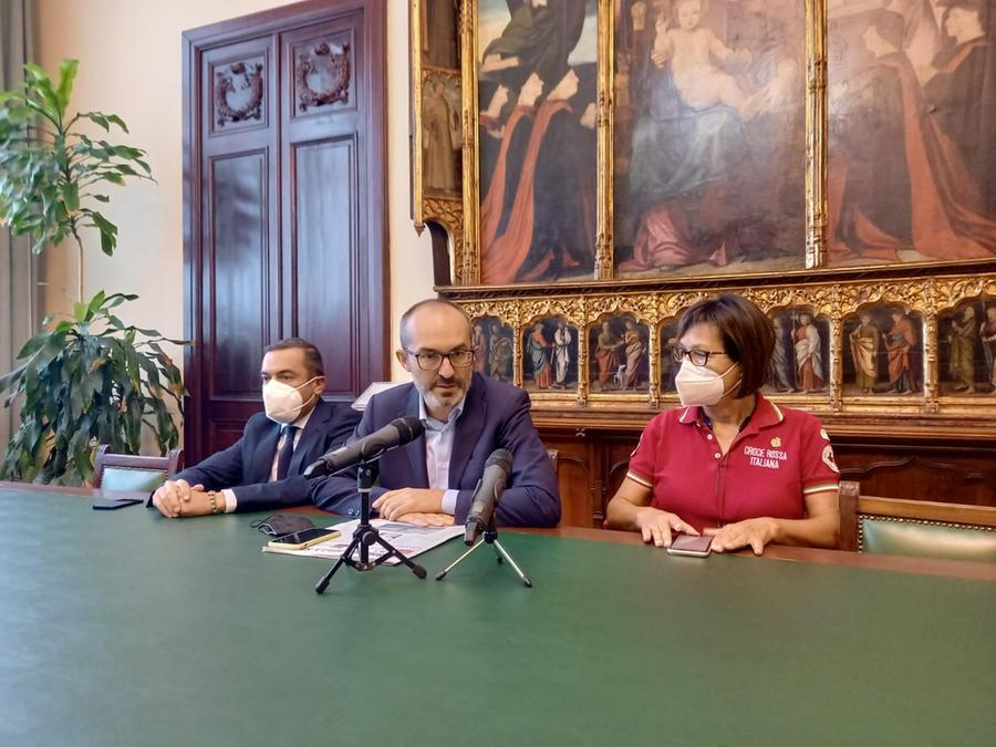 Green pass, a Cagliari tornano i tamponi gratis in piazza Matteotti