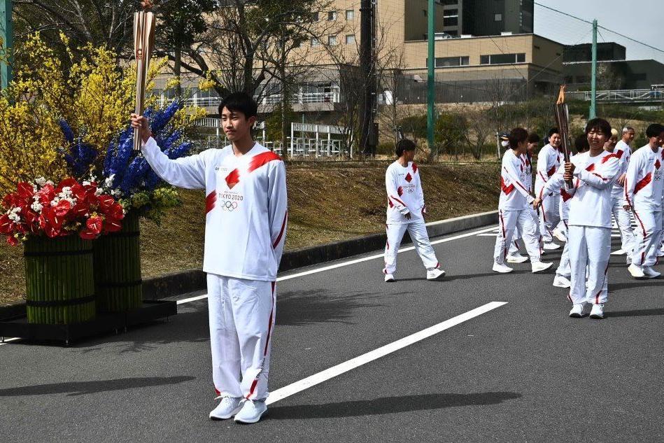 Tokyo 2020, al via da Fukushima la staffetta della torcia olimpica