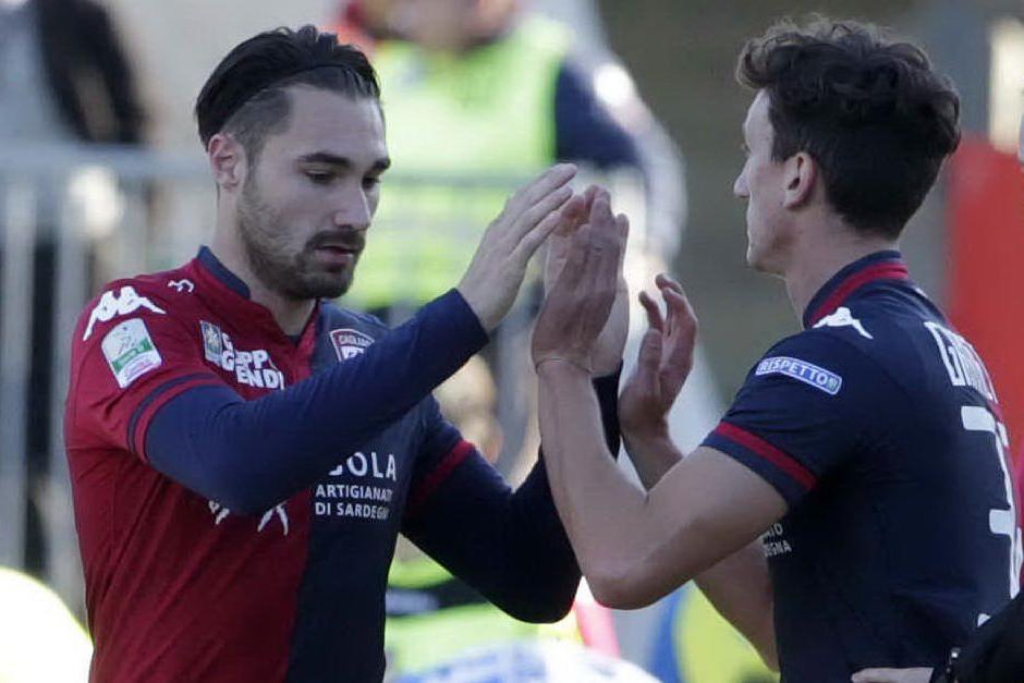 """Il Cagliari pronto a un """"tour de force"""", 3 partite in 7 giorni: la prima a Cesena"""