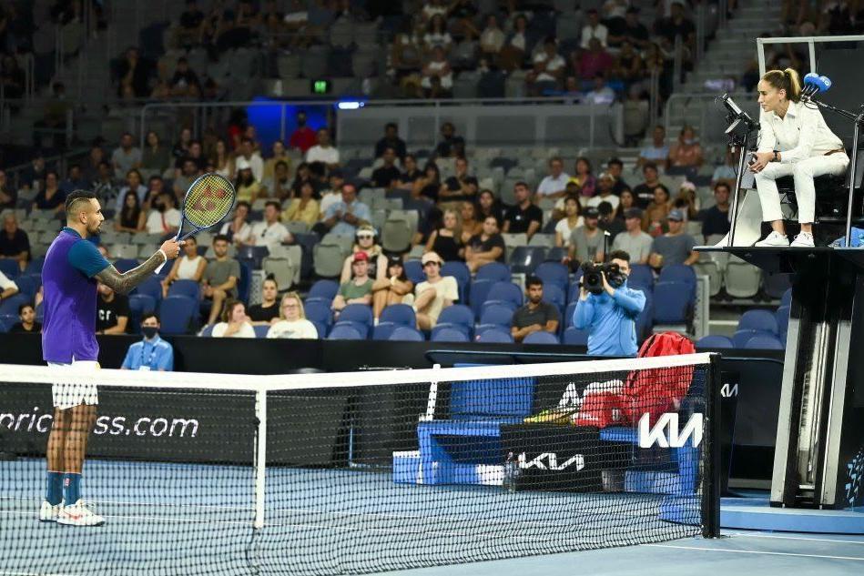 Tennis, in Australia ritornano gli spettatori