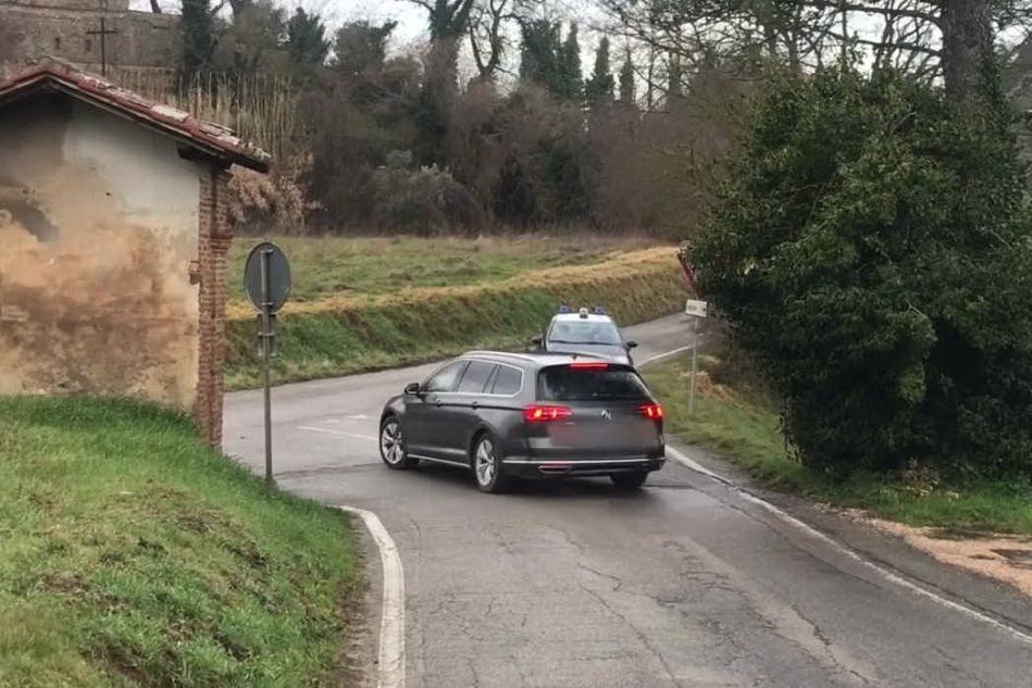 Città della Pieve, Draghi lascia la sua casa in direzione Roma