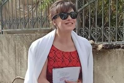 """Mandas saluta la troupe del film con Valentina Lodovini: """"Una settimana bellissima"""""""