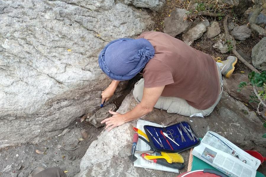 Sant'Antioco, archeologial lavoro al Tofet dell'antica città di Sulki