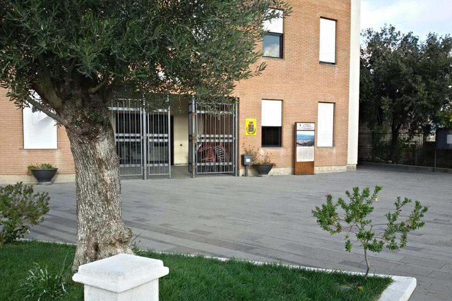 Villaurbana, avviati i lavori di completamento di piazza Antioco Zucca