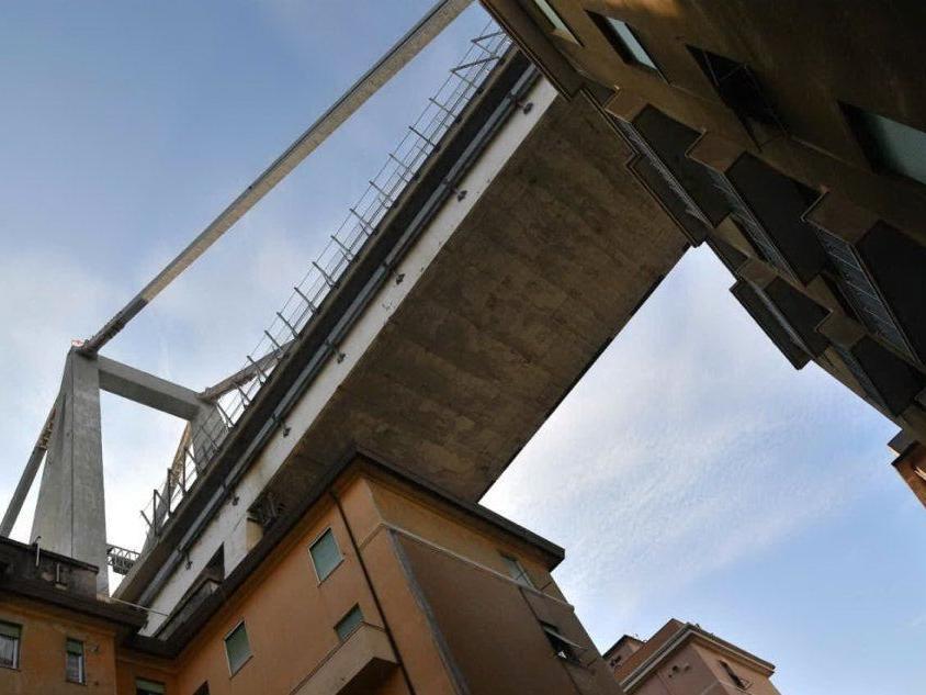 """Ponte Morandi: """"Le bozze tecniche sullo stato del viadotto sono state ammorbidite"""""""