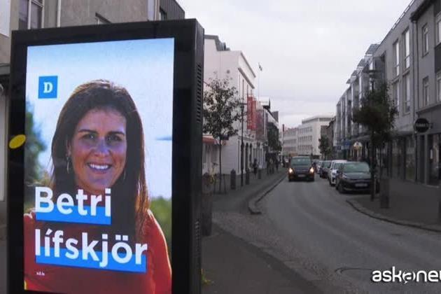 Islanda, sfuma la maggioranza di donne in Parlamento