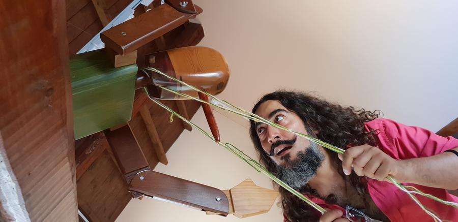 La mostra di Federico Coni (foto concessa)