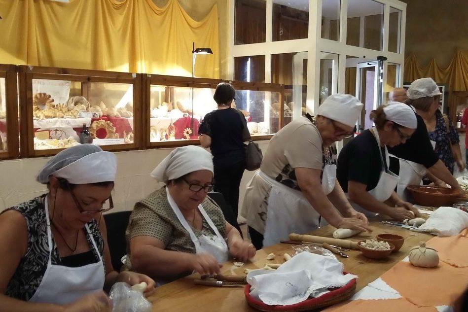 Quartucciu, il pane della Sardegna in mostra a Casa Angioni