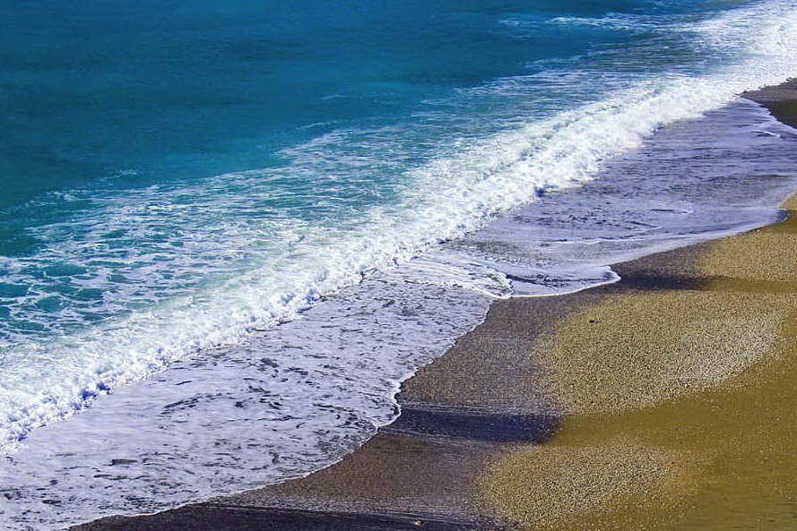 Orrore in spiaggia: famiglia a passeggio trova un cadavere