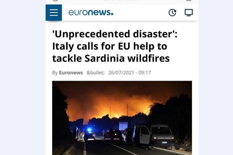"""""""Un disastro senza precedenti"""""""