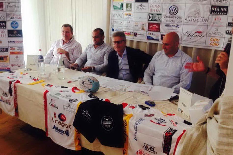 Rugby serie B: l'Amatori Alghero si presenta