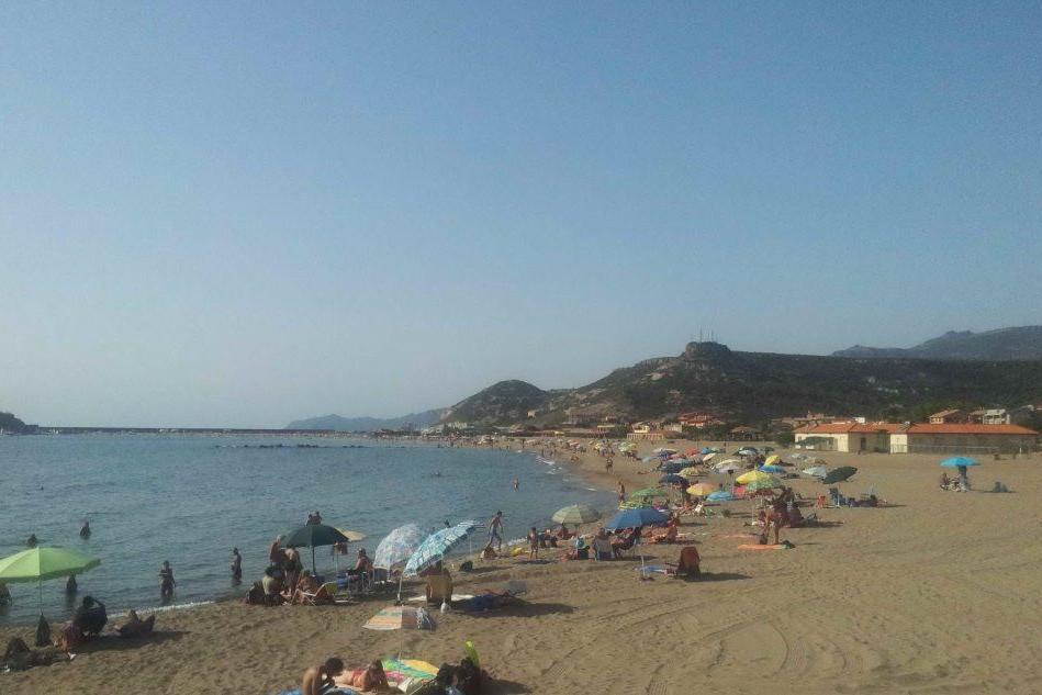 Spiaggia a Bosa
