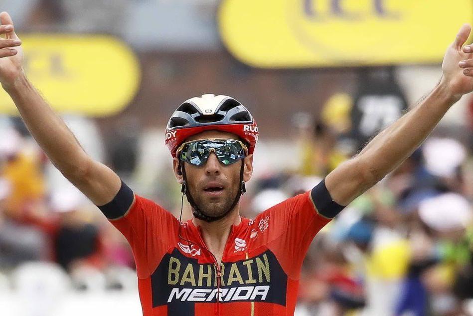 #AccaddeOggi: 14 novembre 1984, nasce Vincenzo Nibali