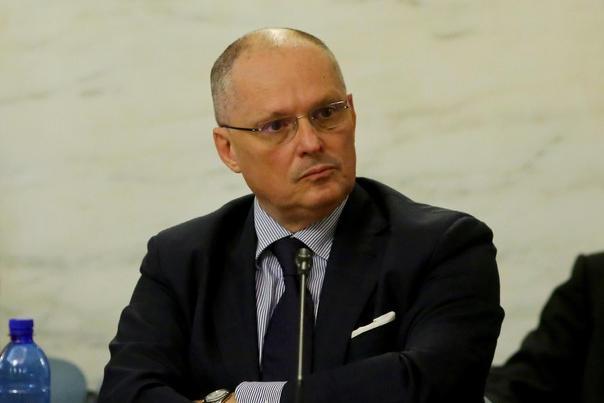 Walter Ricciardi (foto Ansa)