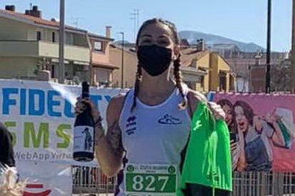 Maracalagonis, Consuelo Melis ha conquistato il titolo regionale cross