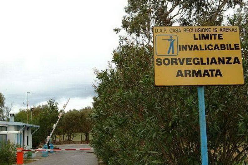 La colonia penale di Is Arenas ad Arbus